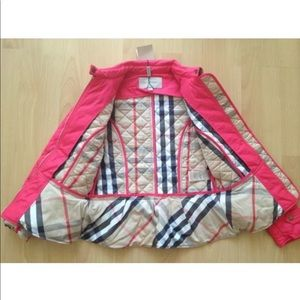 Burberry girls jacket 🧥